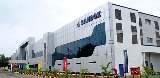 Kantoor Sandoz
